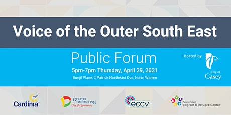 Voice of the Outer South East Public Forum tickets