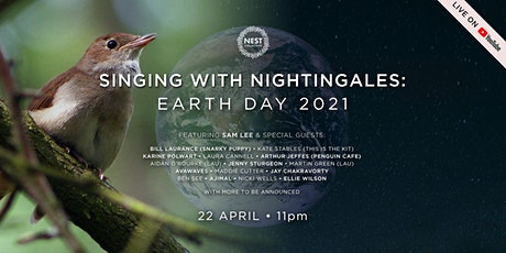 Singing With Nightingales: Earth Day 2021 tickets