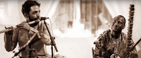 CROSROADS. Jay Gandhi and Yacouba Sissoko. tickets