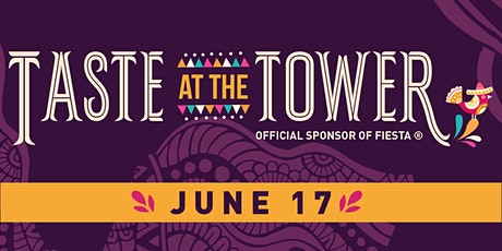 Taste at the Tower 2021 tickets