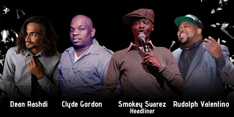 SMOKEY SUAREZ LIVE AT THE GLASSHOUSE  COMEDY EXPERIENCE @ THE LYRIC THEATER tickets