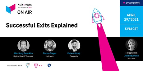 hubraum on air: Successful  Exits Explained tickets