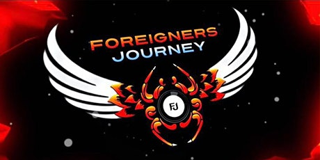 Foreigners Journey  - New Date, Sat., August 28, 2021 tickets