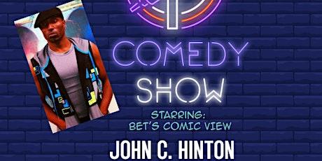 Comedy Night with John C. Hinton tickets