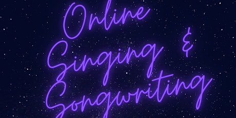 Kids Only Online Singing and Songwriting Event tickets