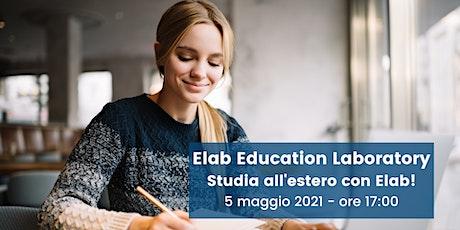 Elab Education Laboratory - studia all'estero con Elab biglietti