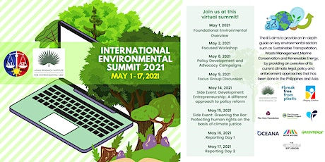 Foundational Environmental Law Overview tickets