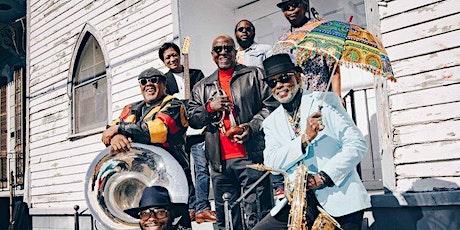 The Dirty Dozen Brass Band tickets