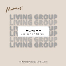 LIVING GROUP - CARLOS PARRA tickets