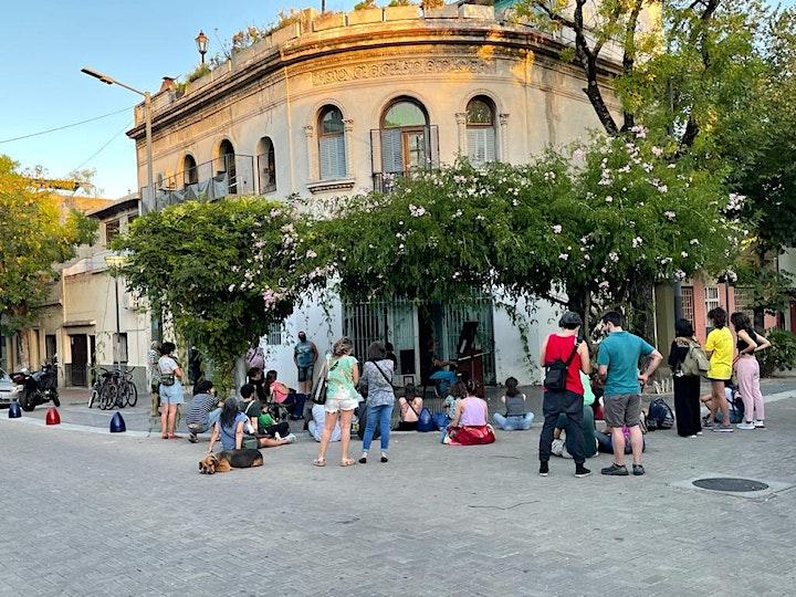 Imagen de Tango Cañón en Boedo Sur (al aire libre)