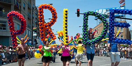 DLI: Pride Month and the Parades tickets