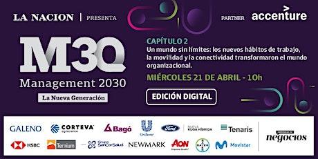 Management 2030  LA NUEVA GENERACIÓN   CAPÍTULO 2 entradas