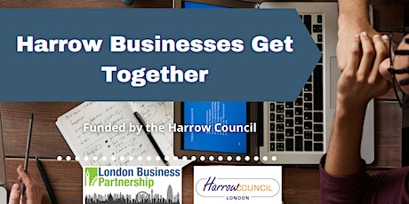Harrow Businesses Get Together tickets