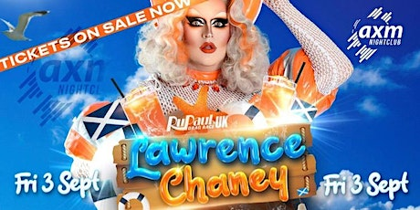 Lawrence Chaney (Ages 18+) tickets