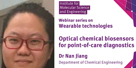 Wearable Optical Chemical Biosensors for Point-of-Care Diagnostics tickets