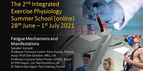 Integrated Exercise Physiology Summer School (2021) tickets