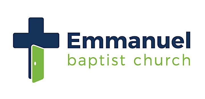Emmanuel's 4.30PM Sunday Evening Service 08/08/21 image