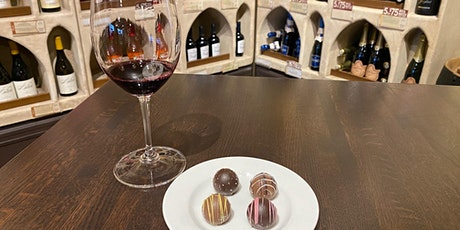 Chocolate and Wine Pairing  - Friday, April 23 tickets
