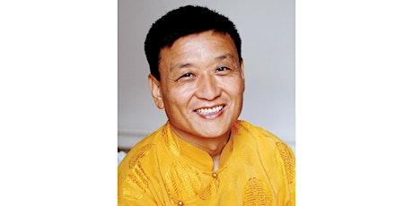 Sleep Yoga Retreat with Tenzin Wangyal Rinpoche tickets