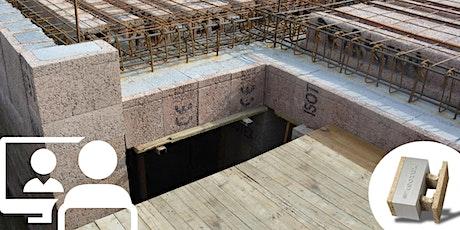 LiVEonWEB  | Sistema costruttivo in legno cemento: sicurezza antisismica biglietti