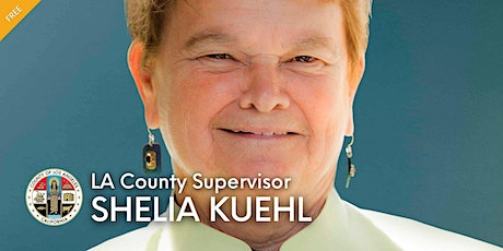 Leading Los Angeles: A Conversation with LA County Supervisor Sheila Kuehl tickets