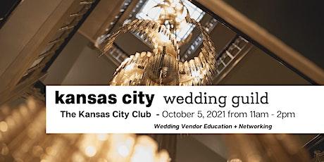 KC Wedding Guild - October Luncheon tickets