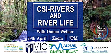 CSI- Rivers and River Life tickets