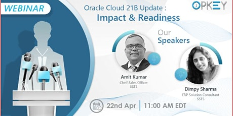 Oracle Cloud 21B Update : Impact & Readiness. tickets