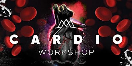 Cardio Workshop tickets