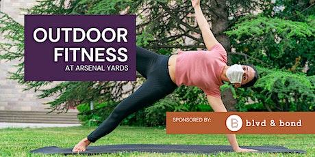 Outdoor Fitness: Kick it By Eliza tickets