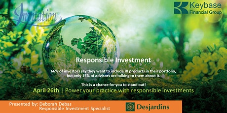 Power Your Practice With Responsible Investment tickets