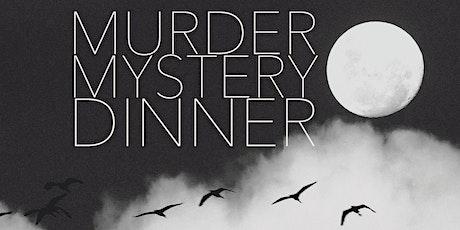 October 2nd Murder Mystery Dinner tickets