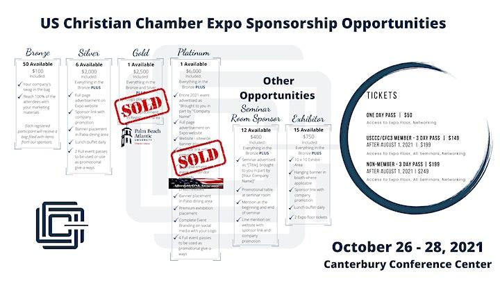 U.S. Christian Business Expo image