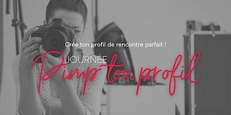 Journée « Pimp Mon Profil » | 25 mai 2021 billets