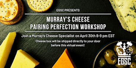 Murray's Cheese - Pairing Perfection Workshop tickets