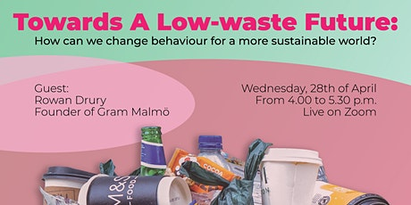 Unmute presents: How can we change behaviour for a more sustainable world? tickets