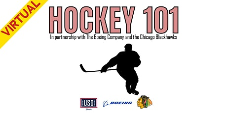 USO Military Youth Programs: Hockey 101 with the Chicago Blackhawks tickets