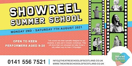 Showreel Course | Summer School tickets