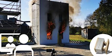LiVEonWEB  | Sistema costruttivo in legno cemento: resistenza al fuoco biglietti
