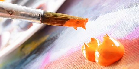 Acrylic Painting Stage 12 - Depth, Tone & Layers    Online Adult Art Class tickets