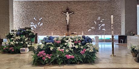 Sunday Mass - April 24/25th, 2021 billets