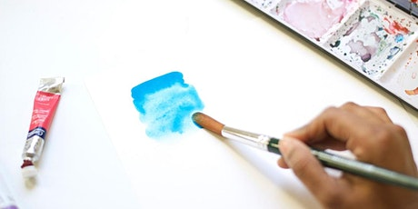 Watercolour Painting Stage 2 - Depth, Tone & Layers | Online Adult Art tickets