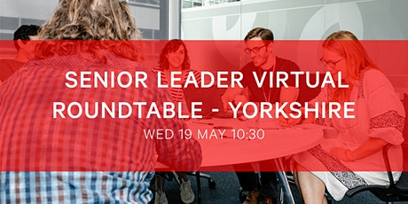 BIMA Senior Leaders Roundtable   Yorkshire tickets