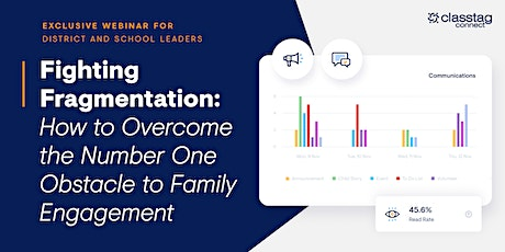 Fight Fragmentation: How to Overcome the #1 Obstacle to Family Engagement tickets