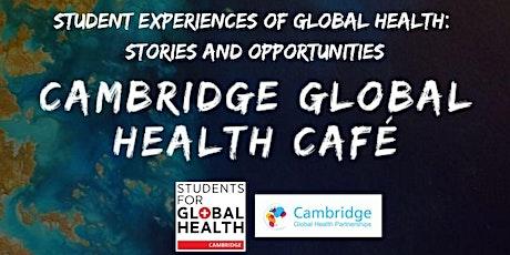Global Health Café tickets