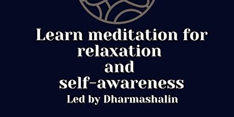 LGBT Meditation with Birmingham Buddhist Centre tickets