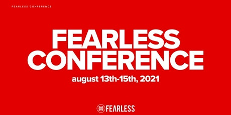 Fearless Conference 2021 tickets