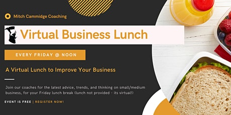 MCC Virtual Business Box Lunch Fridays tickets