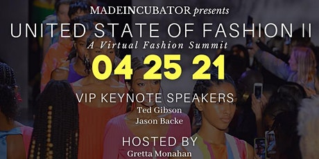 The United State of Fashion II - Fashion Revolution Week USA tickets