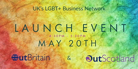 OutBritain & OutScotland Launch Event in Partnership with the NGLCC tickets